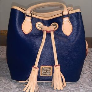 Dooney & Bourke drawstring shoulder bag